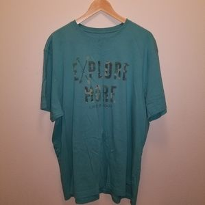 Life is Good Tshirt Explore More XL